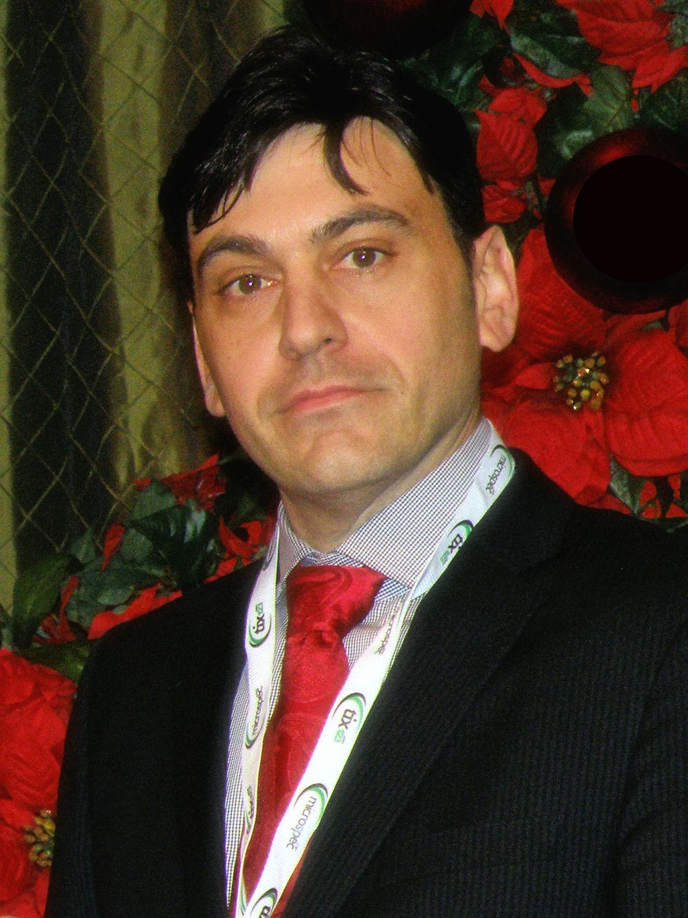 Serge Micheli, CAE, CEM