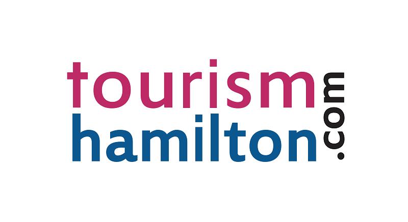Tourism Hamilton logo